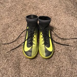 Nike Mecurial X CR7. Size 6Y